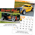 Street Rod Fever Wall Calendars